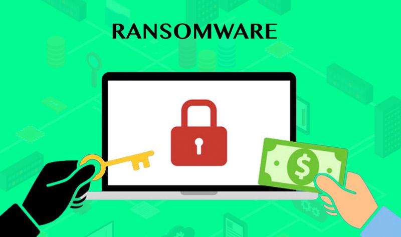 ciberataque ransomware