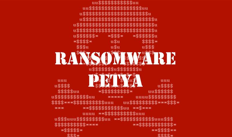 Nuevo ciberataque Petya