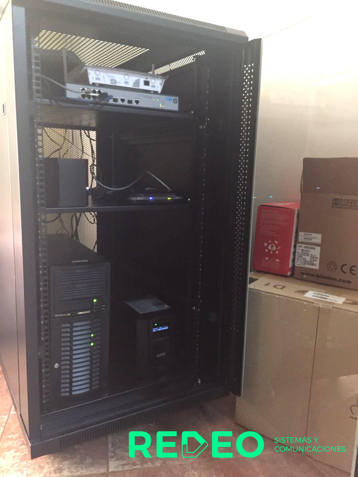 Instalación de sistema de gestión en Cadena Pastelera