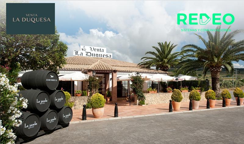 Instalación Software Hostelería en restaurante Venta La Duquesa