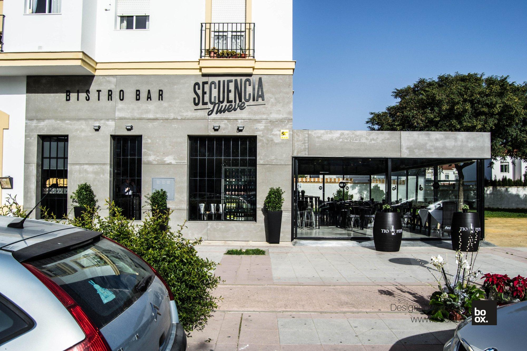 Instalación Software Hostelería en Restaurante Secuencia 9